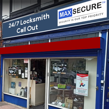 Locksmith store in Merton